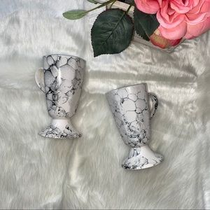 Marble Tea Cups (No Brand)